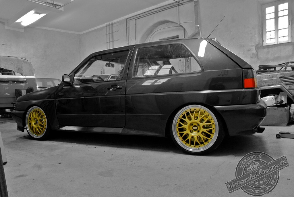 watercooled customs hendrik s rallye golf 16v turbo. Black Bedroom Furniture Sets. Home Design Ideas